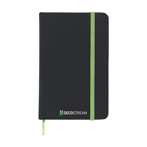 Black Notebook A6