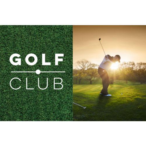 Golf Grass Texture
