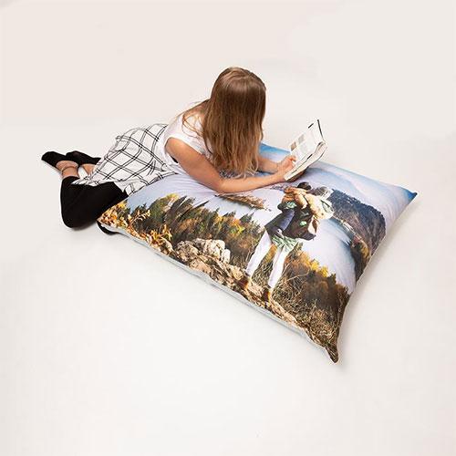 Custom Floor Pillows