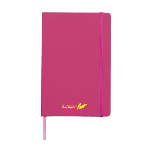 Soft Touch A5 Notebooks