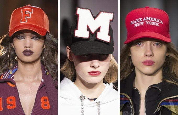 baseball cap trend 2020